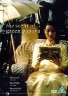 Mùi du du xhan - L'odeur de la papaye verte - British DVD cover (xs thumbnail)
