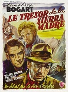 The Treasure of the Sierra Madre - Belgian Movie Poster (xs thumbnail)