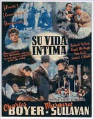 Back Street - Spanish Movie Poster (xs thumbnail)