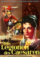 Le legioni di Cleopatra - German Movie Poster (xs thumbnail)