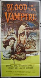 Blood of the Vampire - Movie Poster (xs thumbnail)