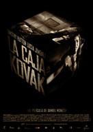 The Kovak Box - Spanish Movie Poster (xs thumbnail)
