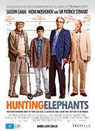 Hunting Elephants - Australian Movie Poster (xs thumbnail)