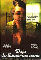 Moi, fleur bleue - Spanish Movie Poster (xs thumbnail)