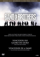 """Band of Brothers"" - Brazilian Movie Cover (xs thumbnail)"