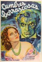 Wuthering Heights - Argentinian Movie Poster (xs thumbnail)