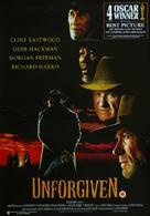 Unforgiven - British Movie Poster (xs thumbnail)