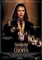 Impromptu - German Movie Poster (xs thumbnail)