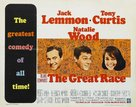 The Great Race - British Movie Poster (xs thumbnail)