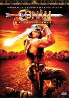 Conan The Destroyer - Brazilian Movie Cover (xs thumbnail)