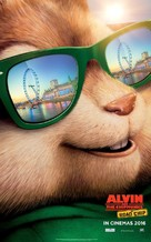 Alvin and the Chipmunks: The Road Chip - Character movie poster (xs thumbnail)