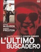 Junior Bonner - Italian Movie Cover (xs thumbnail)