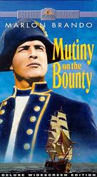 Mutiny on the Bounty - VHS movie cover (xs thumbnail)