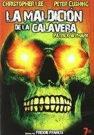 The Skull - Spanish DVD movie cover (xs thumbnail)