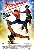 Breakin' - Spanish Movie Poster (xs thumbnail)