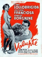 Go Naked in the World - French Movie Poster (xs thumbnail)