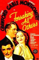 Forsaking All Others - Movie Poster (xs thumbnail)