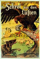 The Night Cry - German Movie Poster (xs thumbnail)