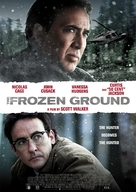The Frozen Ground - Dutch Movie Poster (xs thumbnail)