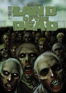 Land Of The Dead - DVD cover (xs thumbnail)