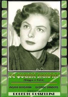Viaggio in Italia - Spanish DVD cover (xs thumbnail)