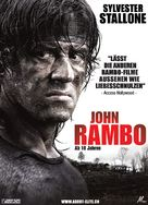 Rambo - Swiss Movie Poster (xs thumbnail)