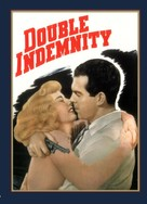 Double Indemnity - DVD movie cover (xs thumbnail)
