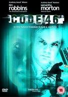 Code 46 - British Movie Cover (xs thumbnail)