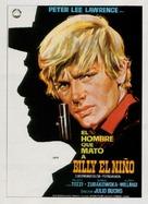 El hombre que mató a Billy el Niño - Spanish Movie Poster (xs thumbnail)