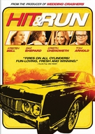 Hit and Run - DVD movie cover (xs thumbnail)