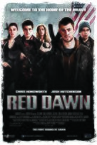 Red Dawn - Philippine Movie Poster (xs thumbnail)