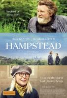 Hampstead - Australian Movie Poster (xs thumbnail)