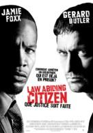 Law Abiding Citizen - Swiss Movie Poster (xs thumbnail)