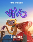 Vivo - Movie Poster (xs thumbnail)