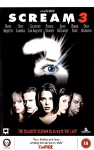 Scream 3 - British Movie Cover (xs thumbnail)