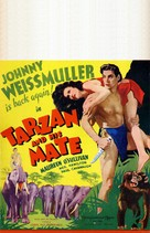 Tarzan and His Mate - Movie Poster (xs thumbnail)