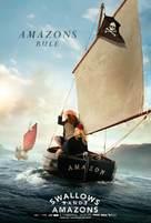 Swallows and Amazons - British Movie Poster (xs thumbnail)