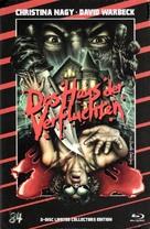 7, Hyden Park: la casa maledetta - German Blu-Ray movie cover (xs thumbnail)