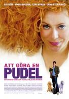 Att göra en pudel - Swedish Movie Poster (xs thumbnail)