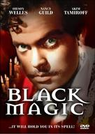 Black Magic - DVD cover (xs thumbnail)