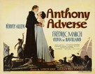 Anthony Adverse - Movie Poster (xs thumbnail)