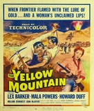 The Yellow Mountain - Movie Poster (xs thumbnail)