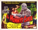 The Mummy's Curse - Movie Poster (xs thumbnail)
