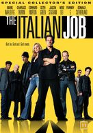 The Italian Job - Danish DVD movie cover (xs thumbnail)