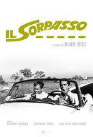 Il sorpasso - Movie Poster (xs thumbnail)