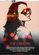 The Canyons - Movie Poster (xs thumbnail)