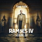 """The Tick"" - Movie Poster (xs thumbnail)"