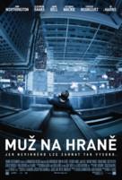 Man on a Ledge - Czech Movie Poster (xs thumbnail)