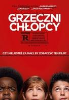 Good Boys - Polish Movie Poster (xs thumbnail)