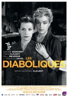 Les diaboliques - French Re-release movie poster (xs thumbnail)